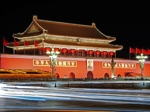 CHINY – JEDWABNYM SZLAKIEM