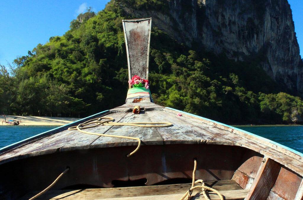 TAJLANDIA- Po zmroku w Bangkoku i na plaży Pattaya