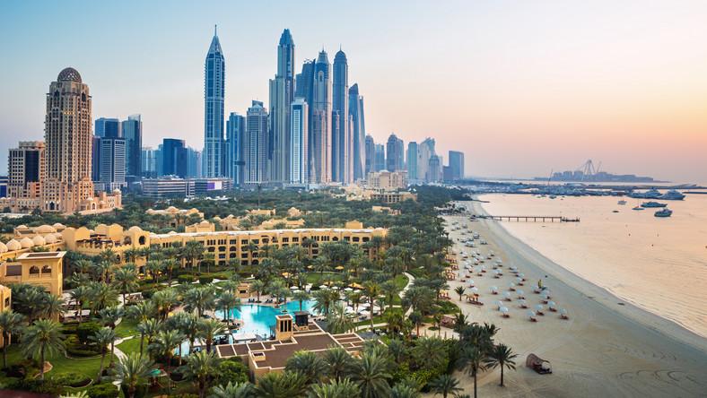 Dubaj Zjednoczone Emiraty Arabskie Ideal Travel Wyjazdy Egzotyczne
