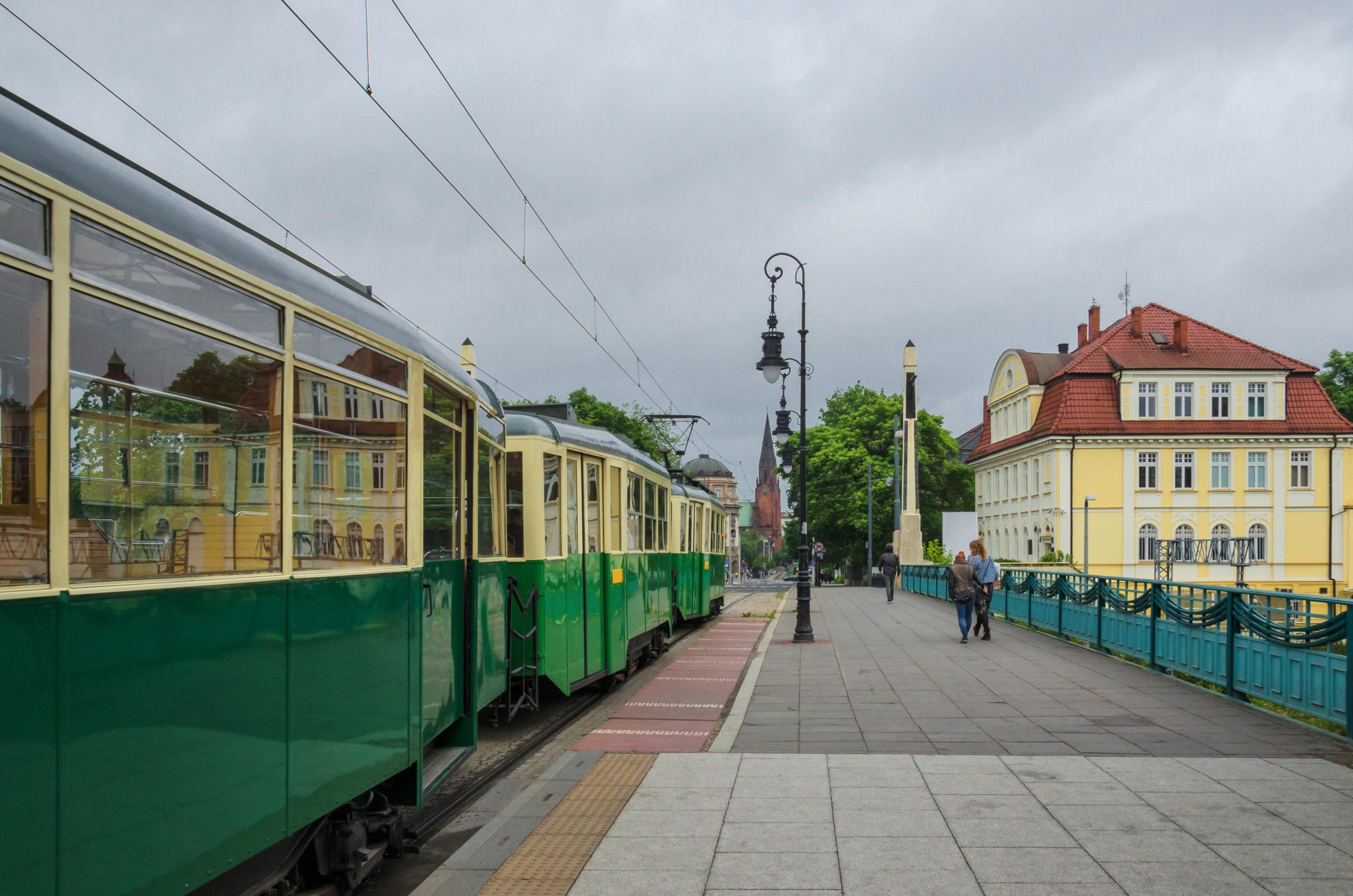 Przejazd zabytkowym tramwajem