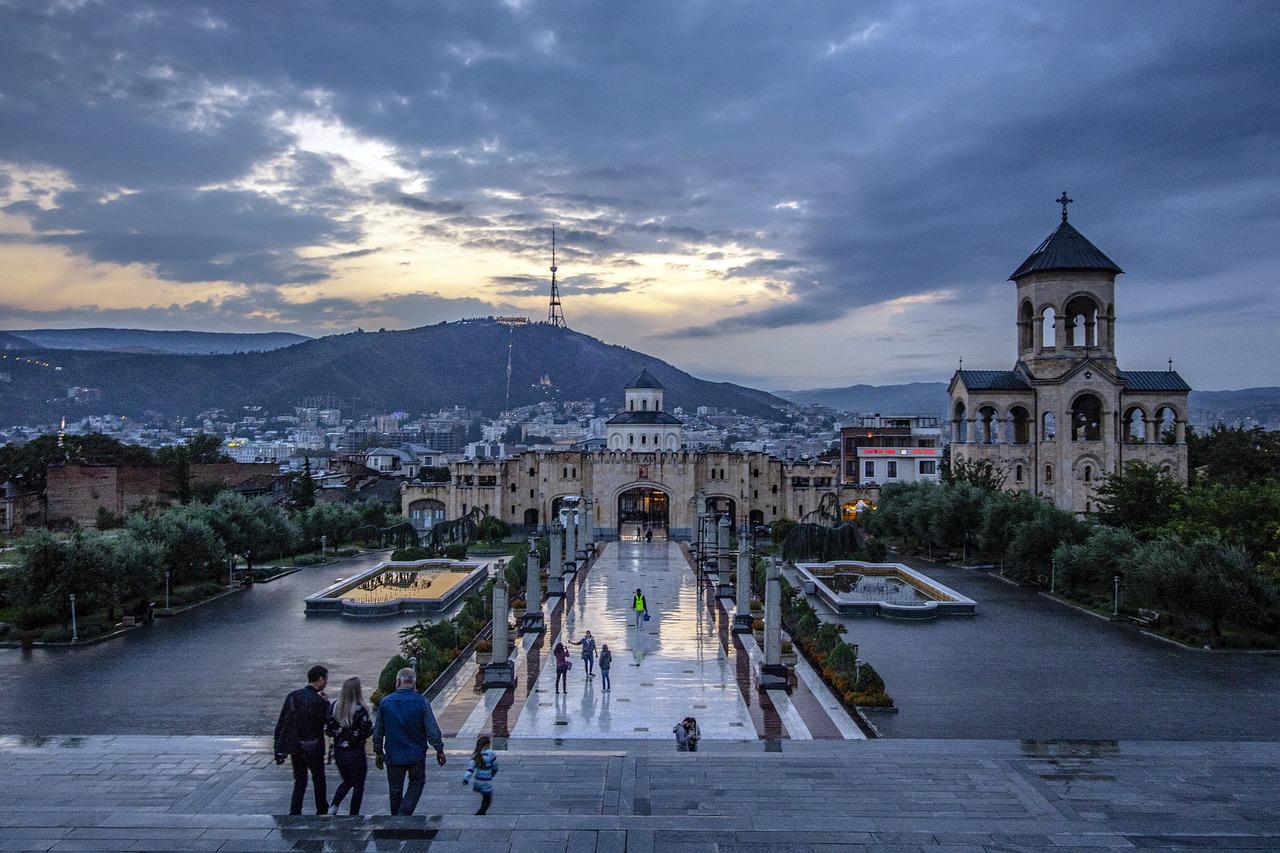 Gruzja Ideal Travel Wyjazdy dla grup