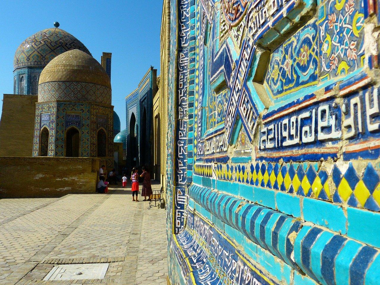 Uzbekistan Ideal Travel Wyjazdy Egzotyczne