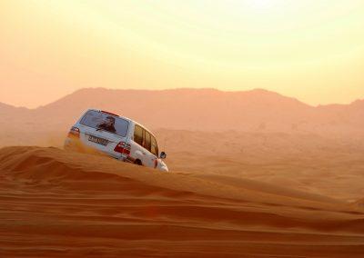 Emiraty Arabskie dla motomaniaków inietylko