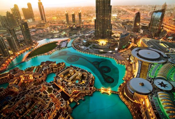 Dubaj Zjednoczone Emiraty Arabskie Ideal Travel
