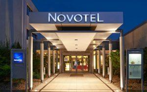 Novotel Malta Poznań Ideal Travel Pakiet Bon Termy